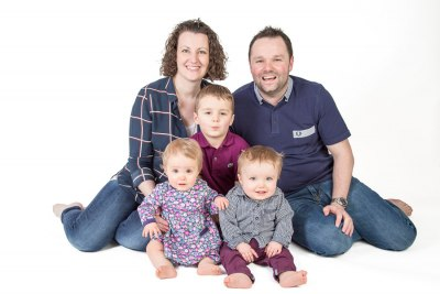 Family Photography in Cardiff